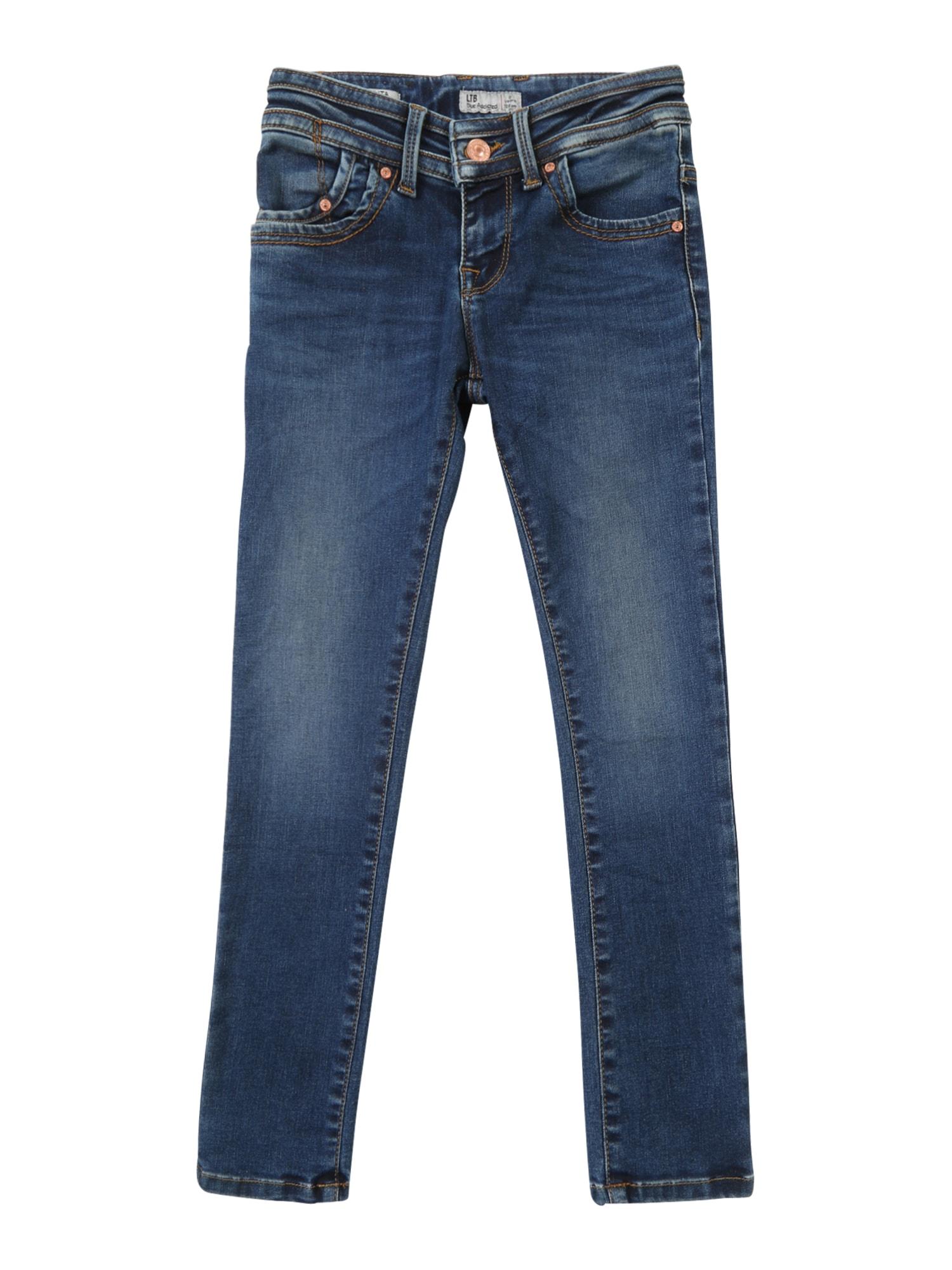 LTB Džinsai 'JULITA' tamsiai (džinso) mėlyna