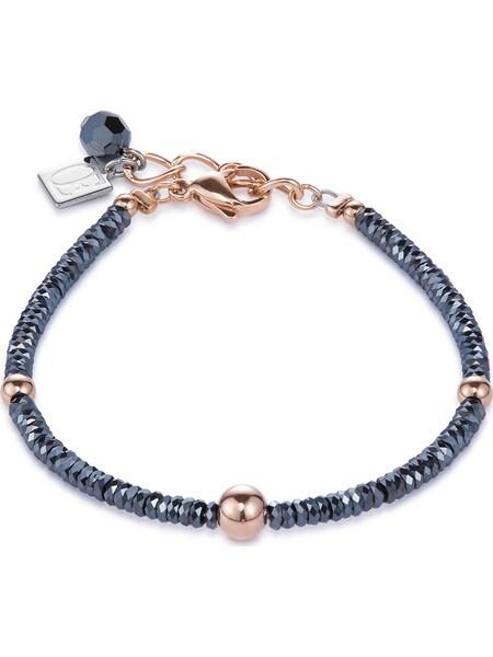 Armbaender für Frauen - Coeur De Lion Armband '4933 30 1620' kobaltblau altrosa  - Onlineshop ABOUT YOU