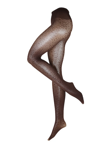 Strumpfhosen - Tights 'Emma' › Swedish Stockings › dunkelbraun  - Onlineshop ABOUT YOU