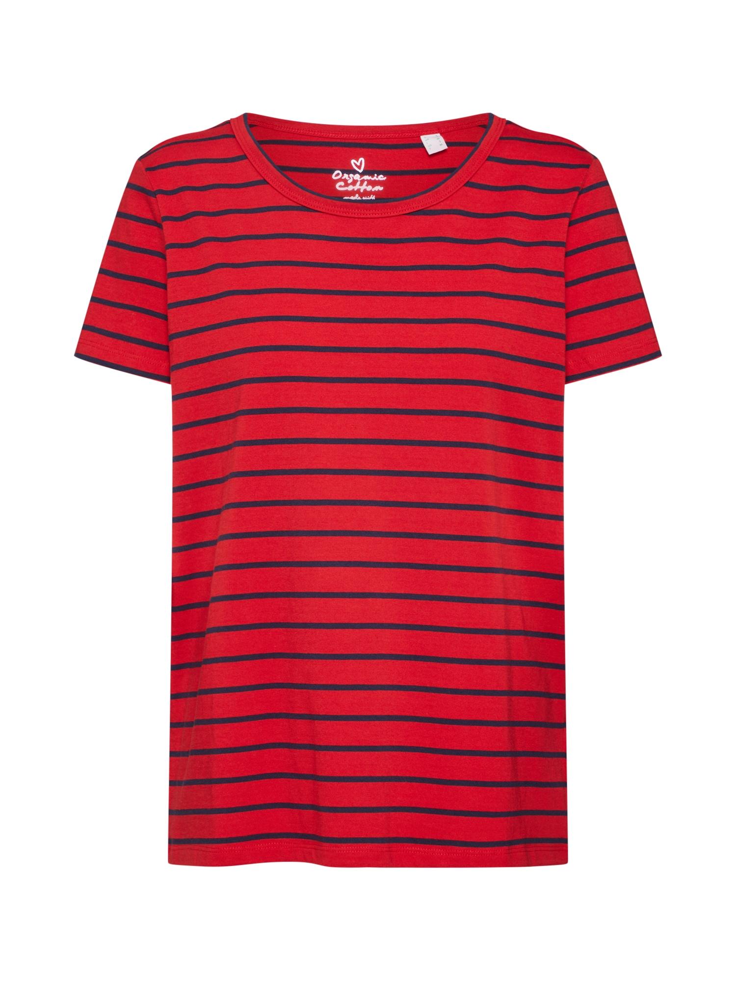 ESPRIT Marškinėliai 'NOOS OCS T' raudona