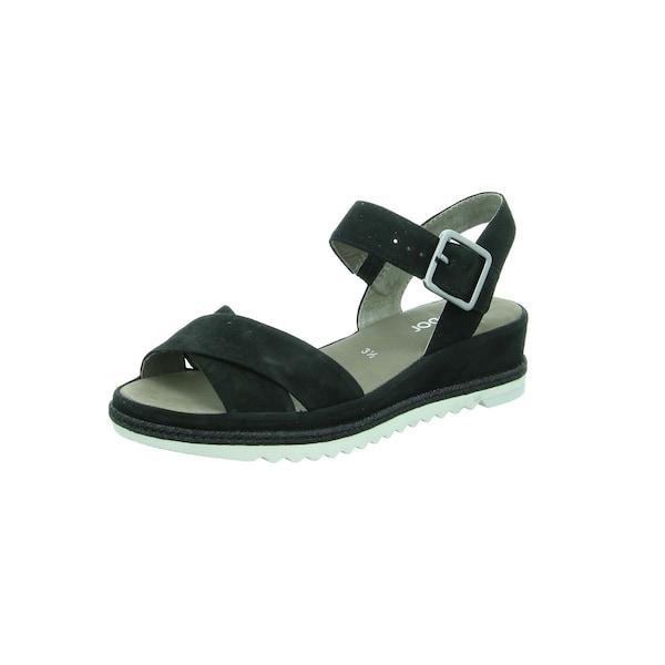 Sandalen für Frauen - GABOR Sandaletten schwarz  - Onlineshop ABOUT YOU