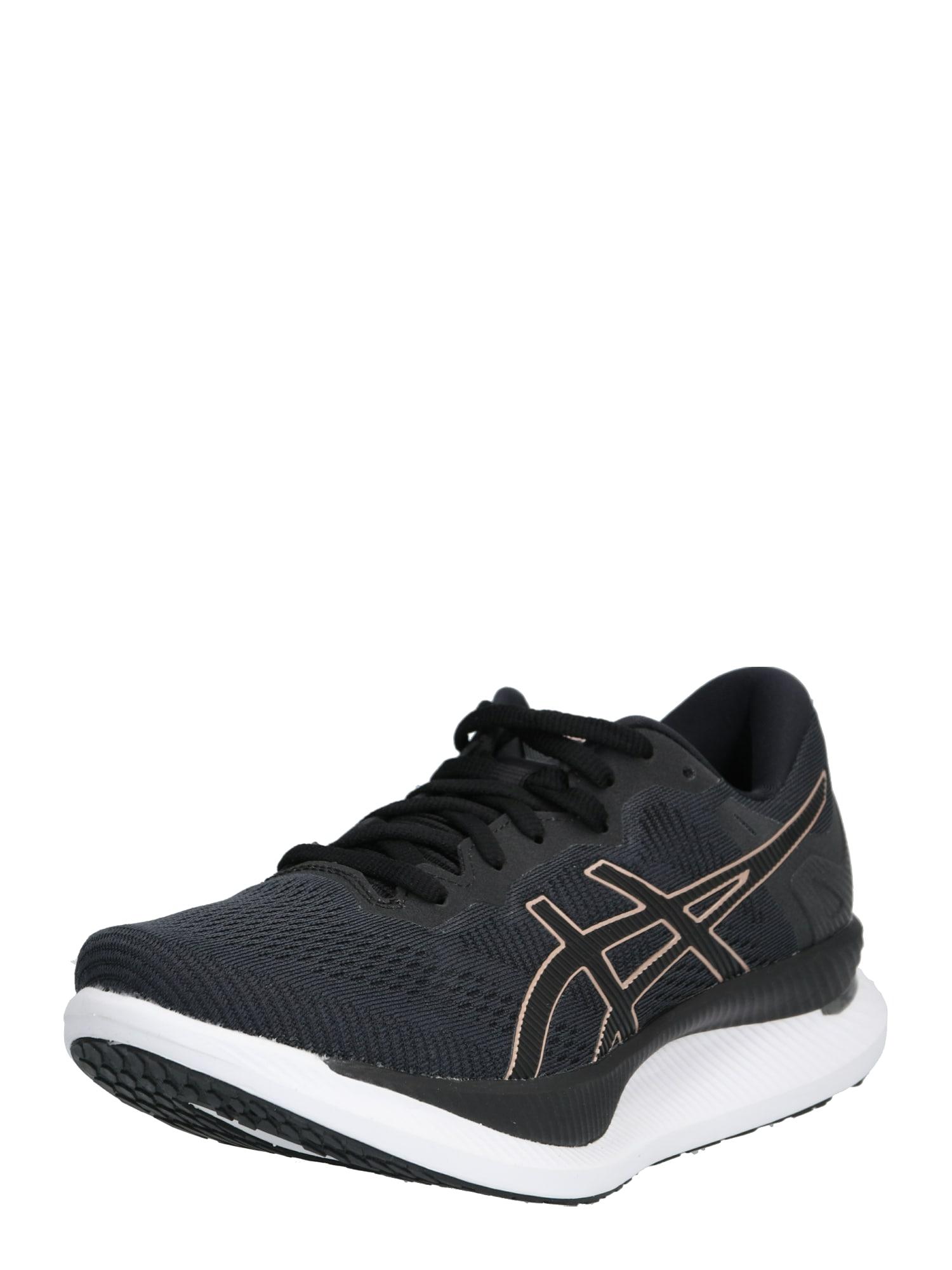 ASICS Bėgimo batai 'GLIDERIDE' rožinė / juoda
