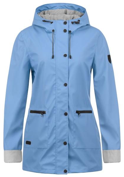 Jacken für Frauen - Desires Jacke 'Becky' hellblau  - Onlineshop ABOUT YOU