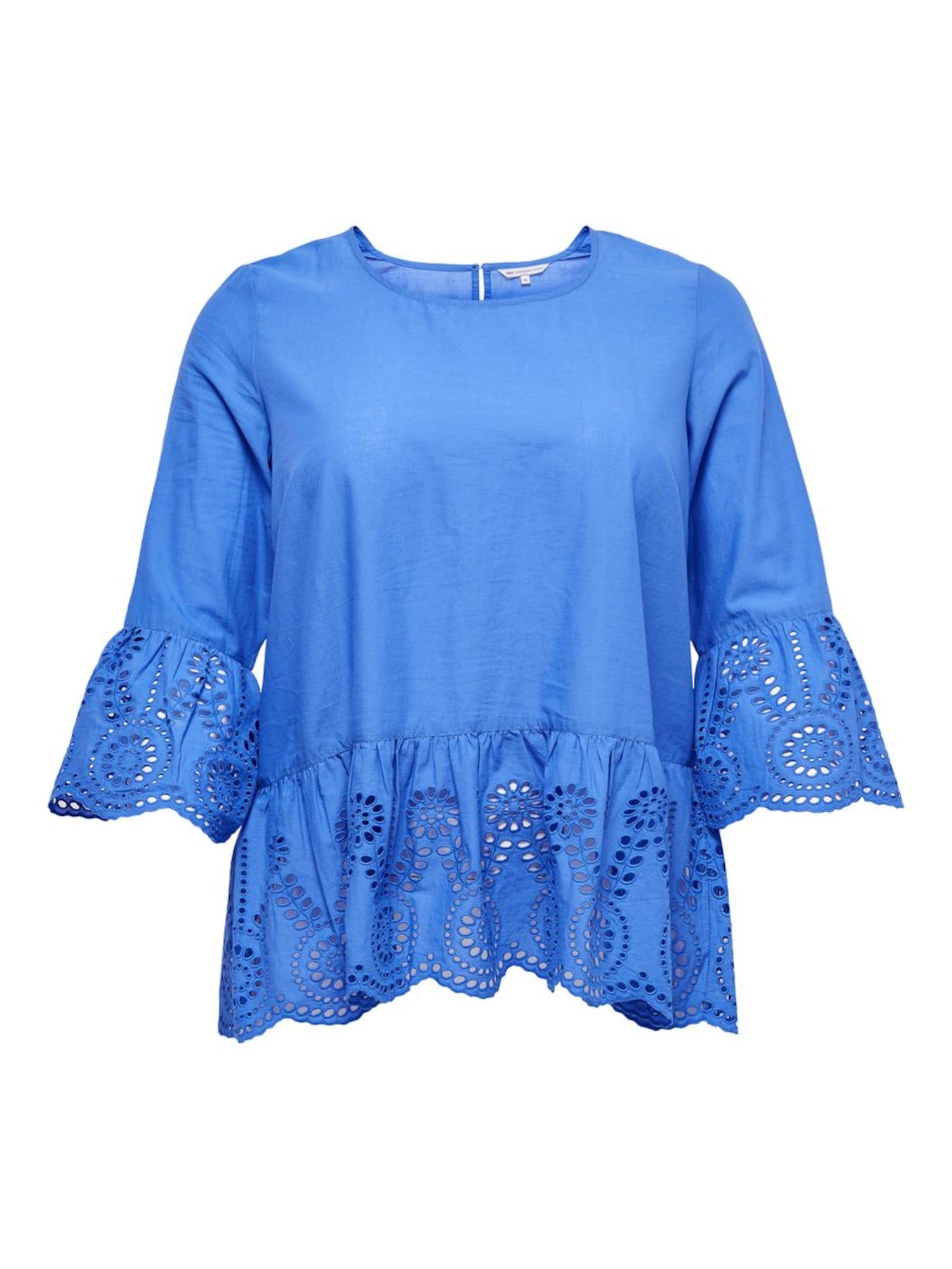 Tričko SANTAFE modrá ONLY Carmakoma