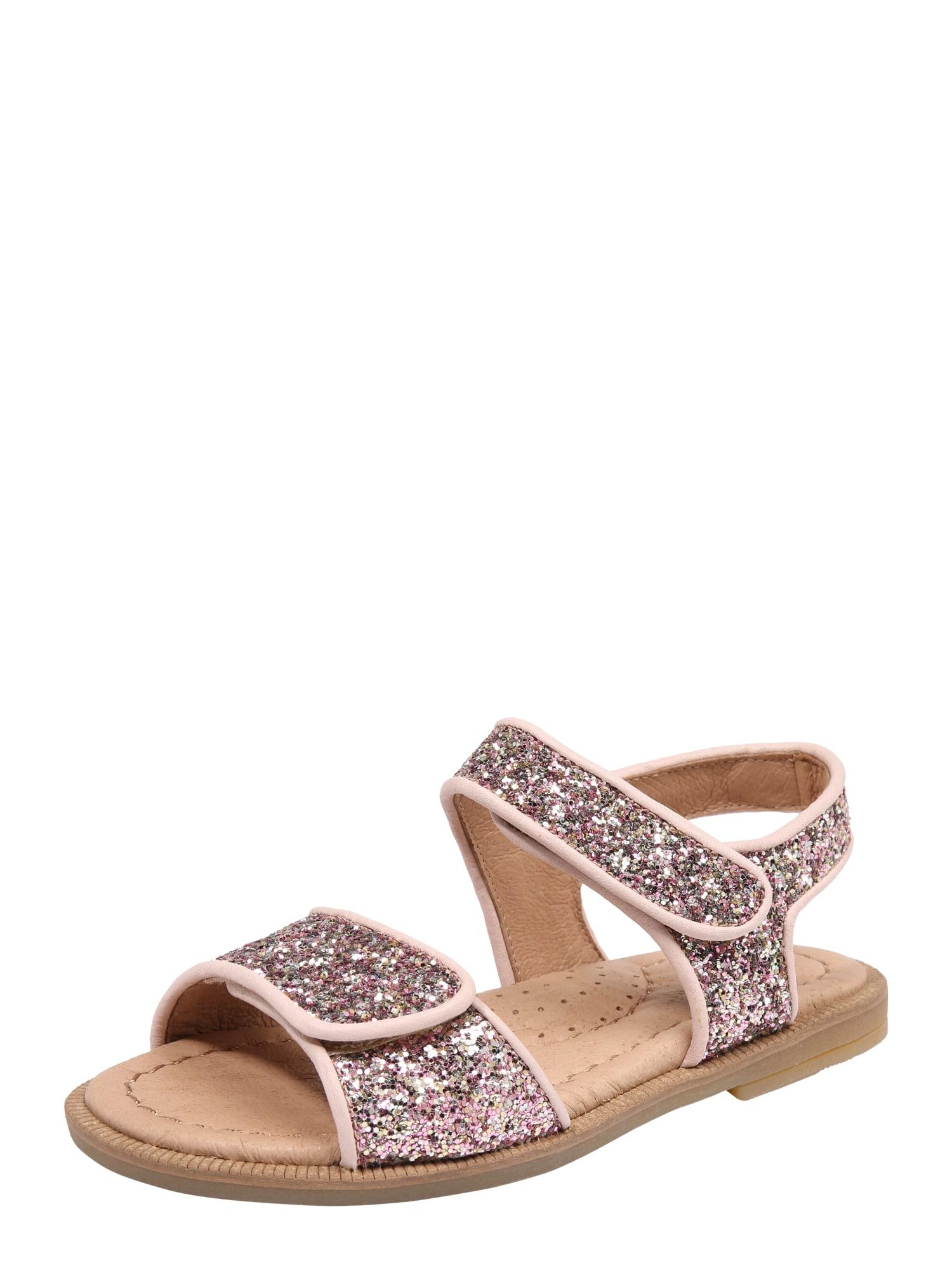Sandály 2. růžová Clic
