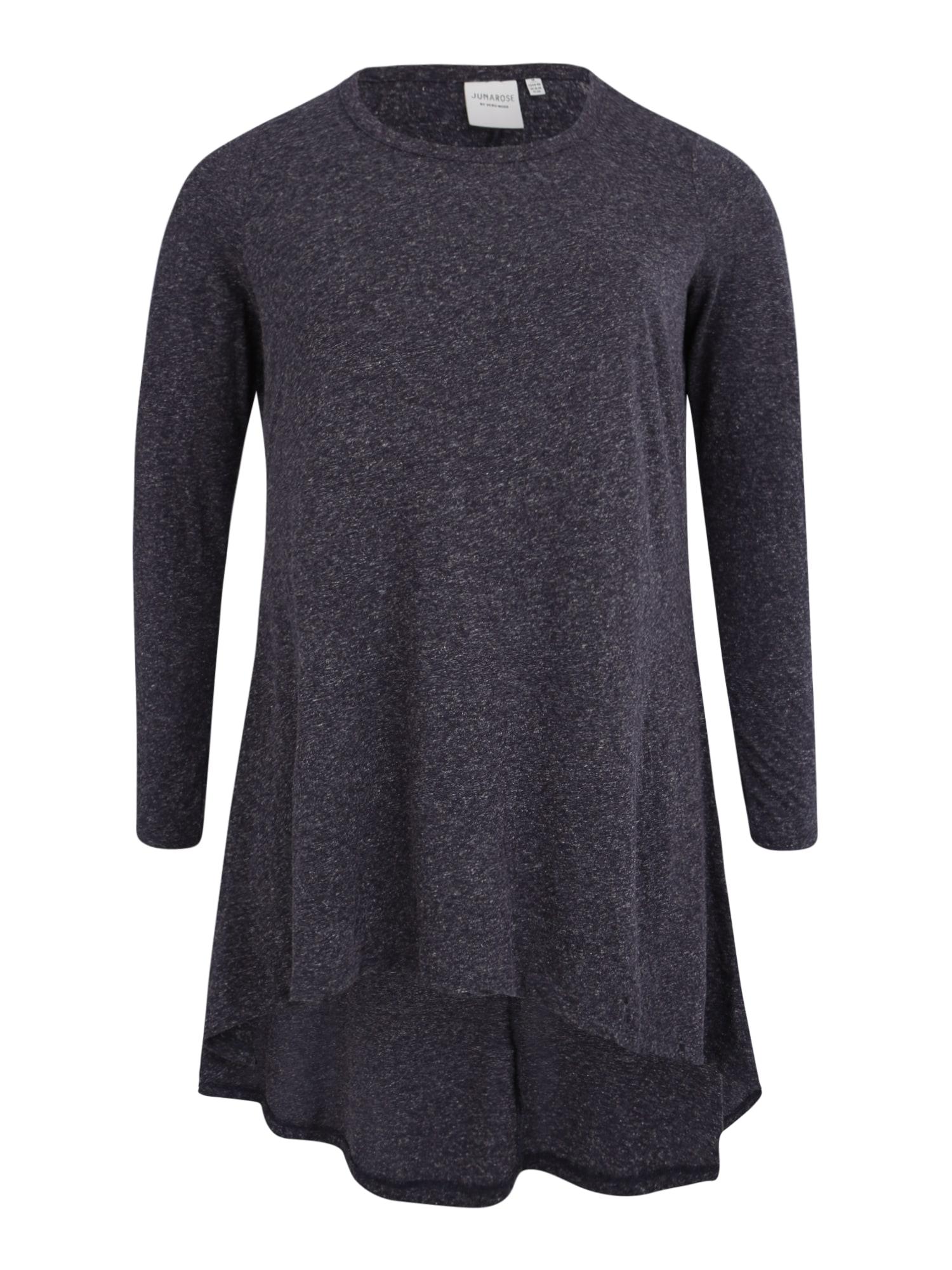 Junarose Marškinėliai bazalto pilka
