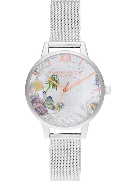 Uhren für Frauen - Damenuhr 'The Wishing Watch' › Olivia Burton › mischfarben silber  - Onlineshop ABOUT YOU