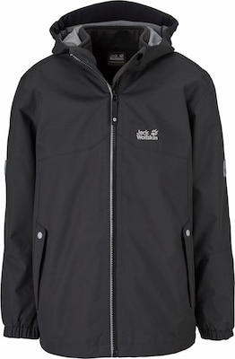 JACK WOLFSKIN 3-in-1-Funktionsjacke »ICELAND 3IN1 BOYS«