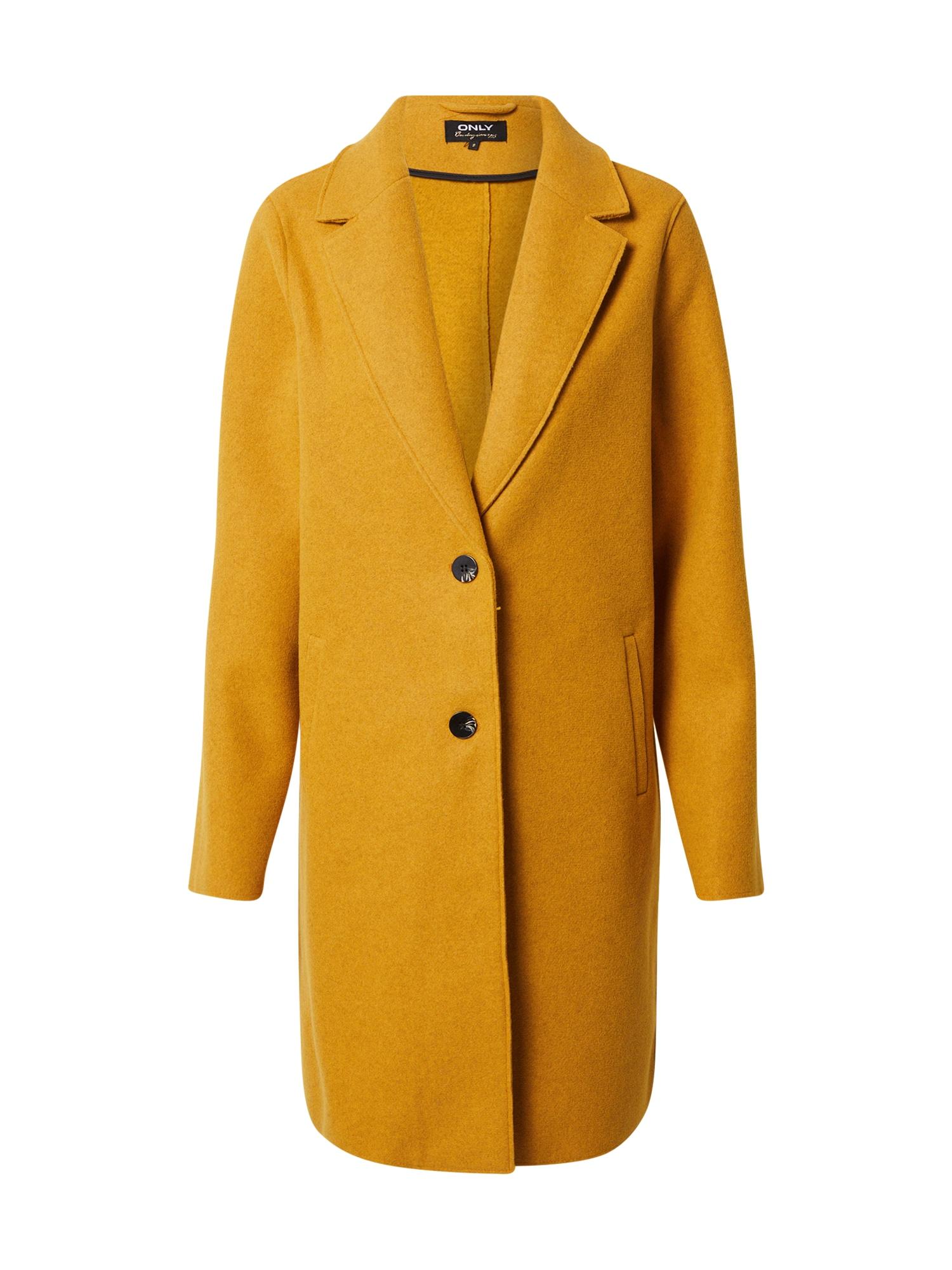 ONLY Tenký kabát  oranžová
