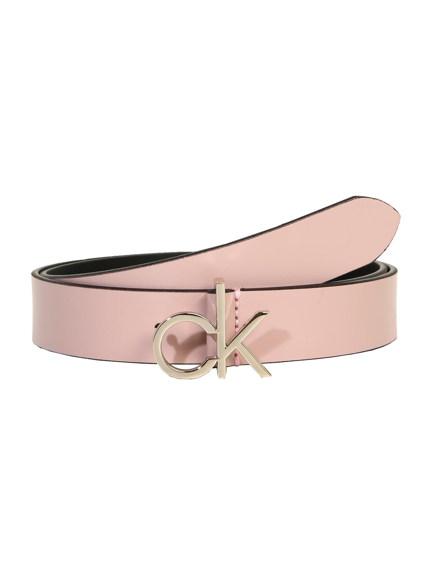 Calvin Klein Diržas rožinė