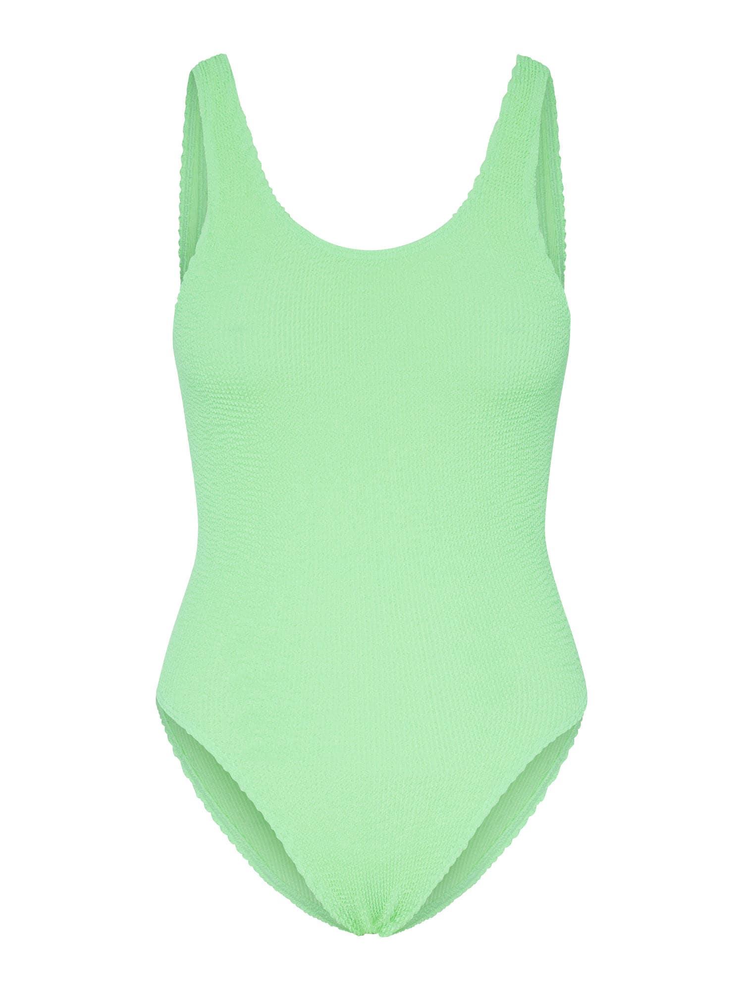 CHIEMSEE Sportinis maudymosi kostiumėlis žalia