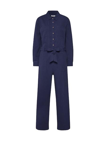 Hosen - Jumpsuit 'Kennedy' › moss copenhagen › blau  - Onlineshop ABOUT YOU