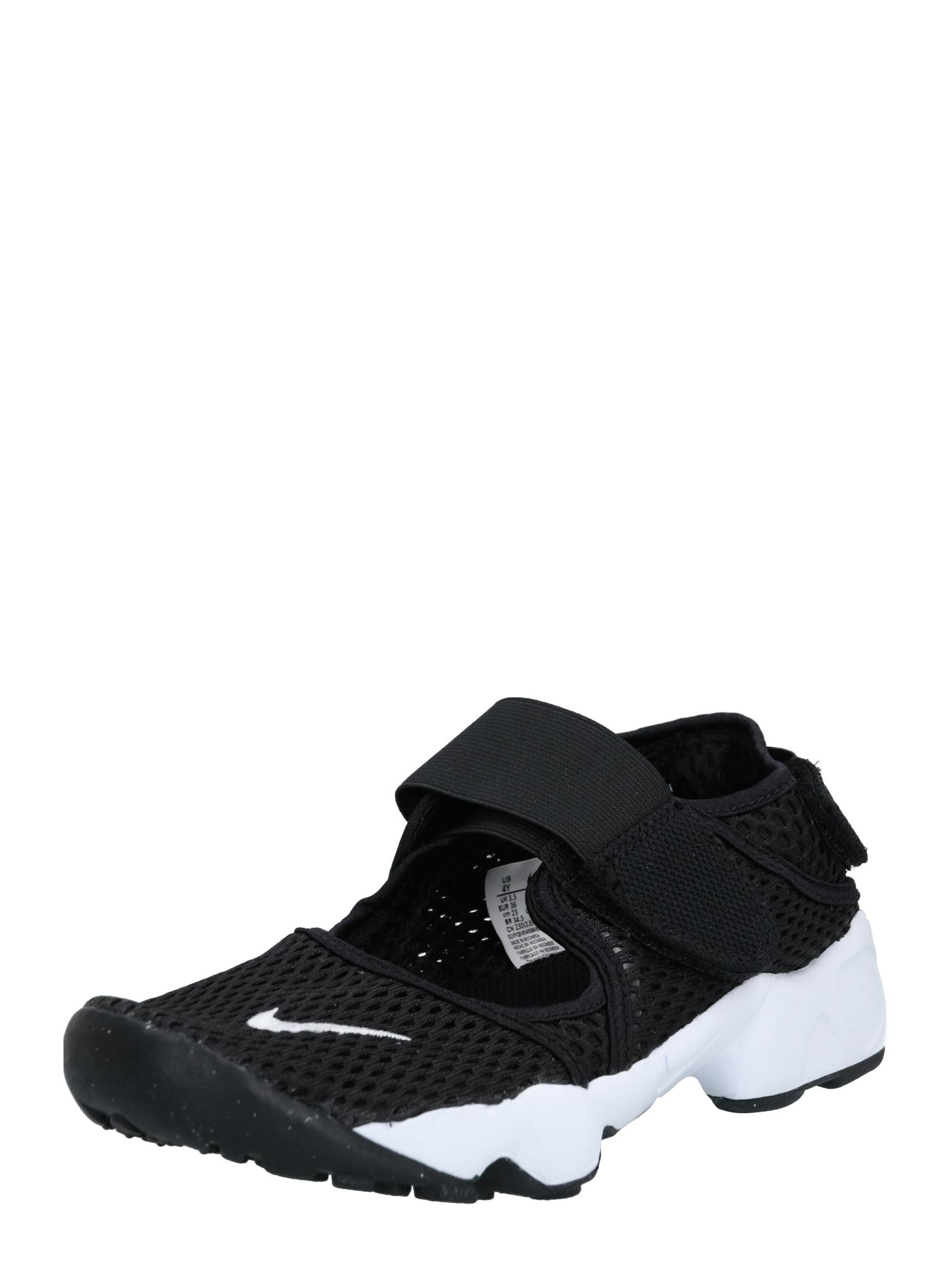 Nike Sportswear Tenisky 'RIFT'  biela / čierna