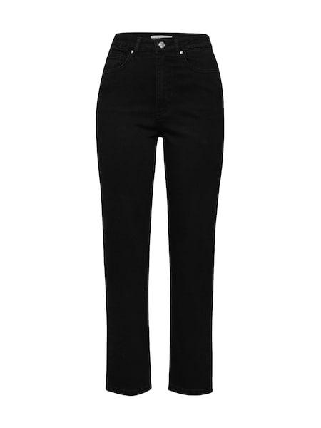 Hosen für Frauen - EDITED Jeans 'Tiara' black denim  - Onlineshop ABOUT YOU