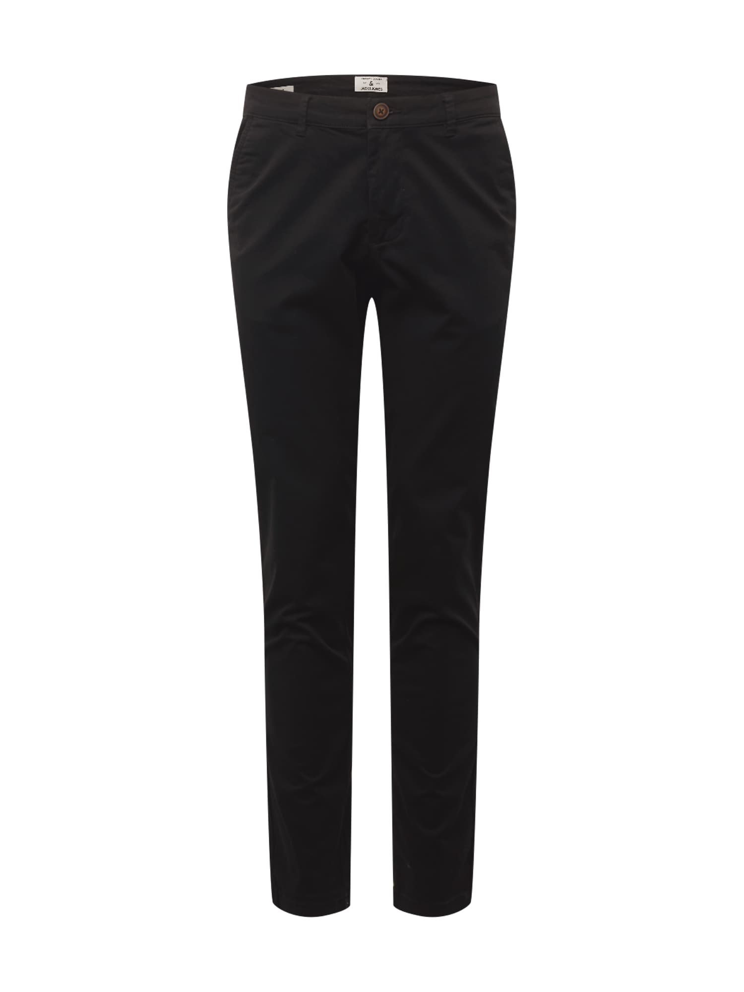 JACK & JONES Chino kalhoty 'MARCO DAVE'  černá