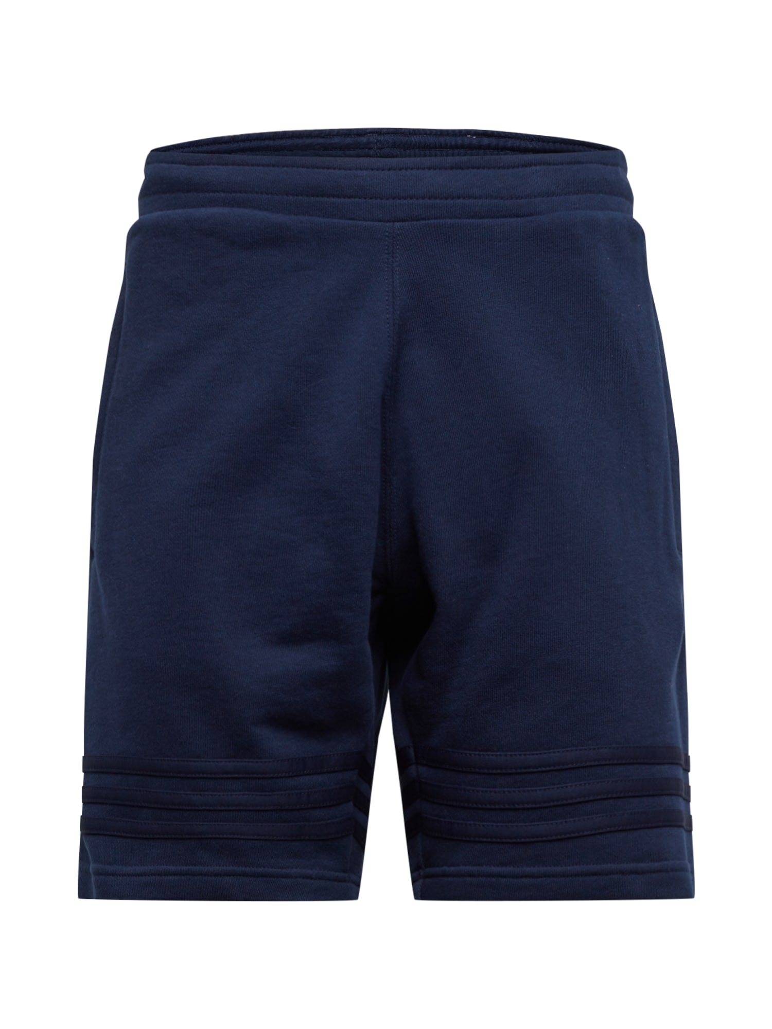 ADIDAS ORIGINALS Kelnės 'OUTLINE SHORT S' tamsiai mėlyna