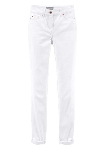 Hosen für Frauen - Jeans › Guido Maria Kretschmer › weiß  - Onlineshop ABOUT YOU