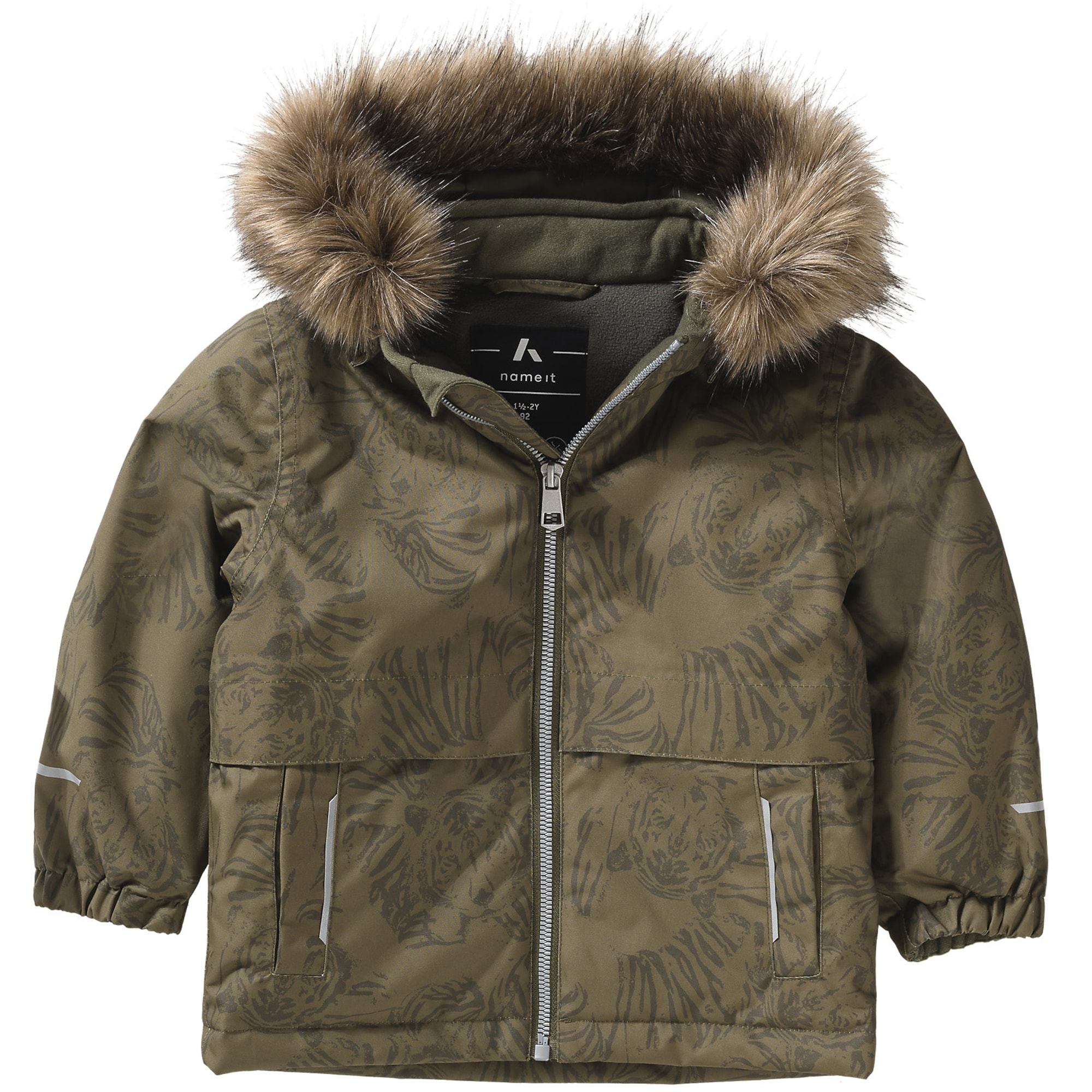 Miniboysregenwintermode - Winterjacke 'snow08' - Onlineshop ABOUT YOU