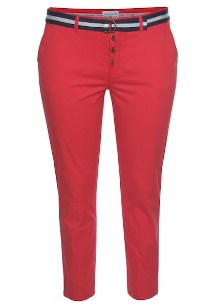 Hosen - Hose › Tom Tailor Polo Team › rot  - Onlineshop ABOUT YOU