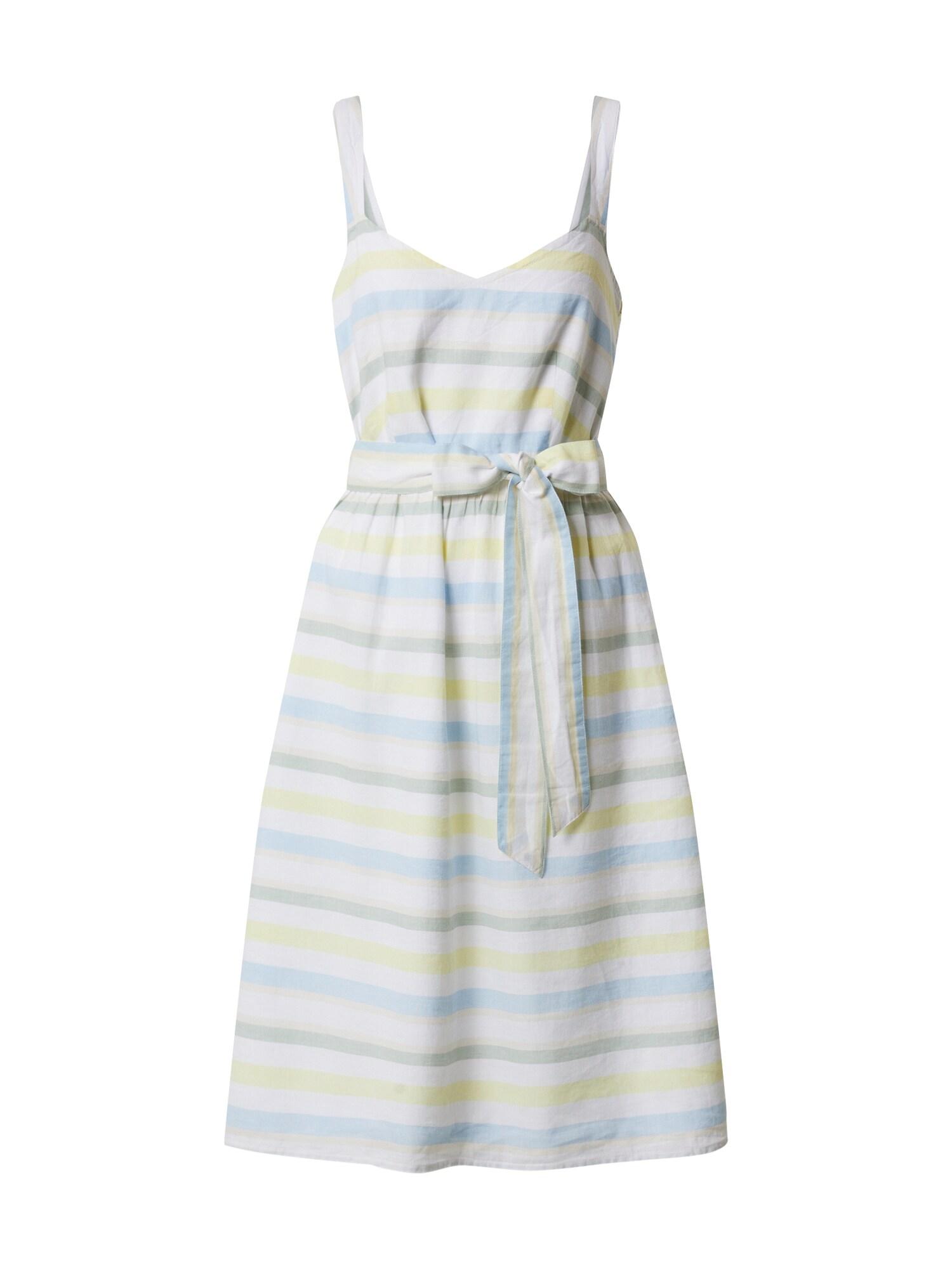 ESPRIT Vasarinė suknelė balkšva