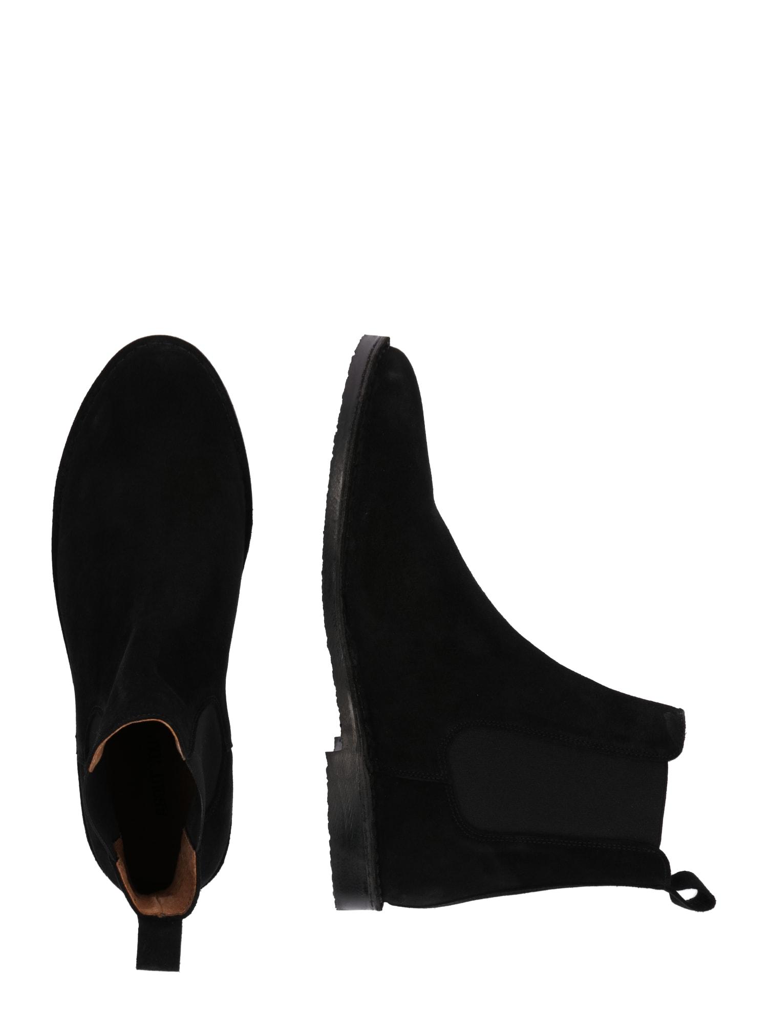 ABOUT YOU Chelsea boots 'Oskar'  svart