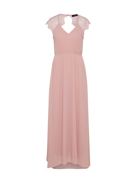 Festtagsmode für Frauen - SISTERS POINT Abendkleid 'GIMLE' rosa  - Onlineshop ABOUT YOU