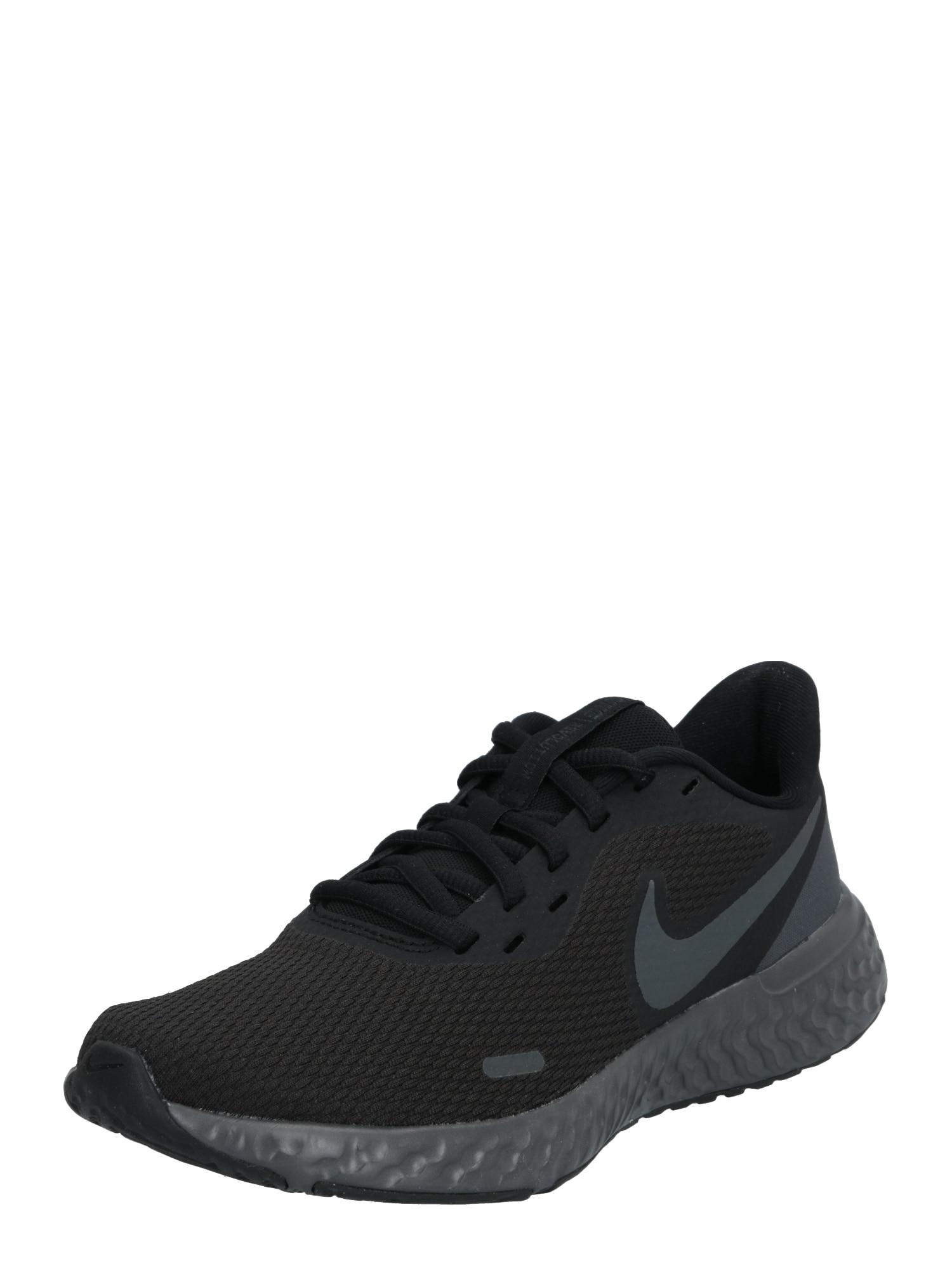 NIKE Bėgimo batai 'Revolution 5' juoda