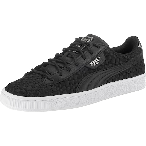 Sneakers für Frauen - PUMA Sneaker 'Basket Satin En Pointe' schwarz  - Onlineshop ABOUT YOU