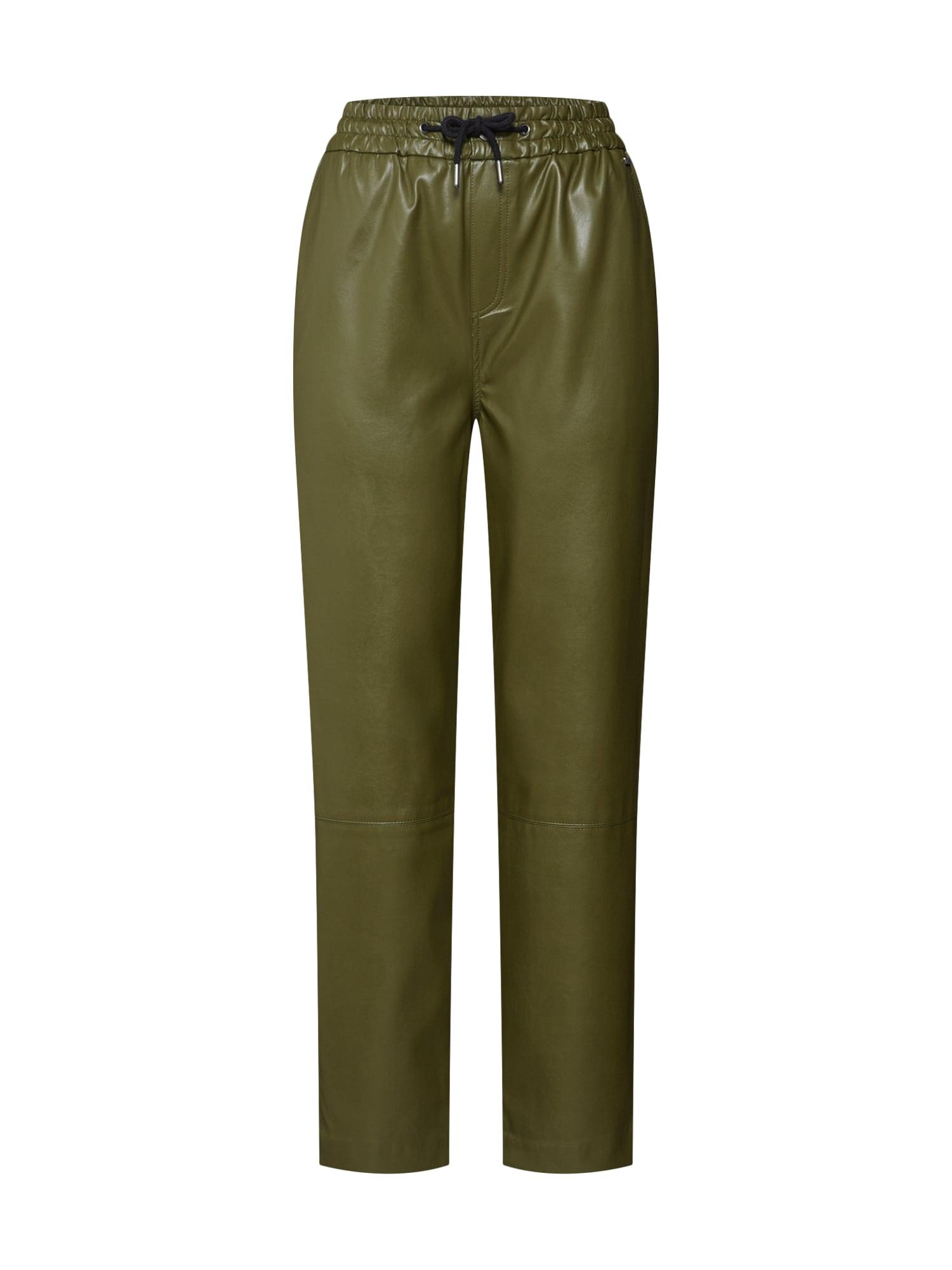 Pepe Jeans Kelnės 'Moira' žalia
