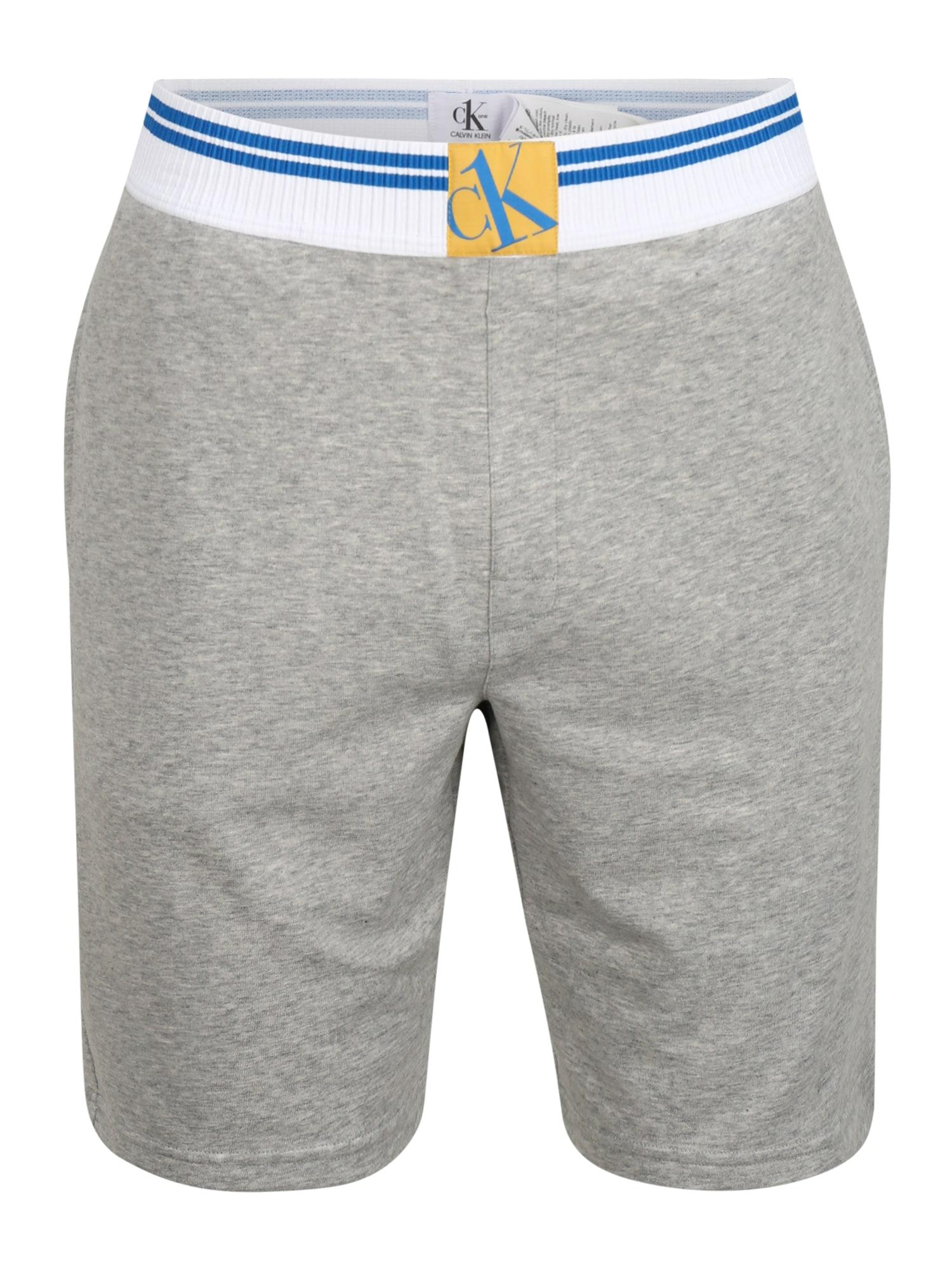 Calvin Klein Underwear Trumpa pižama pilka