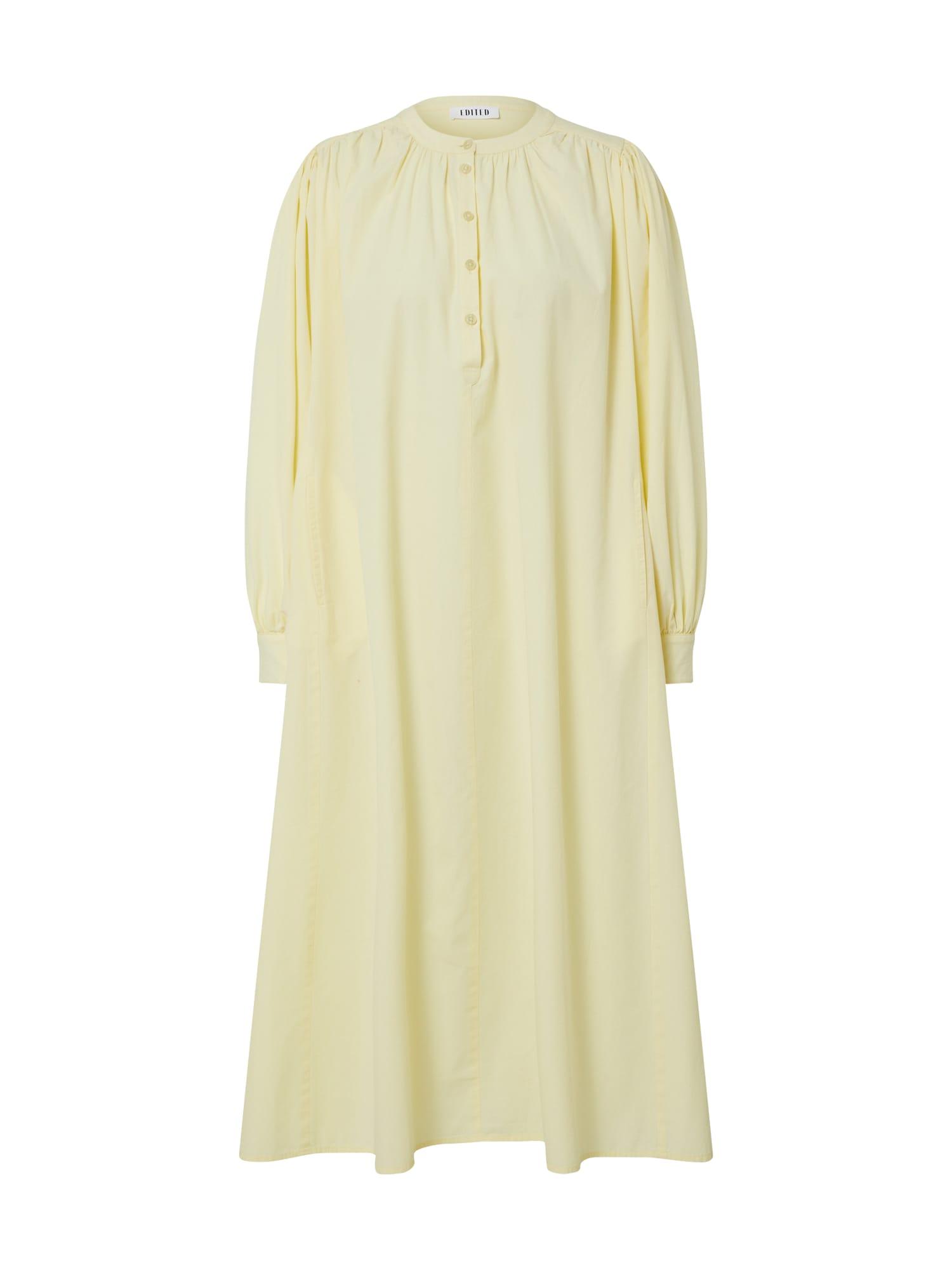 EDITED Suknelė 'Zilan' pastelinė geltona