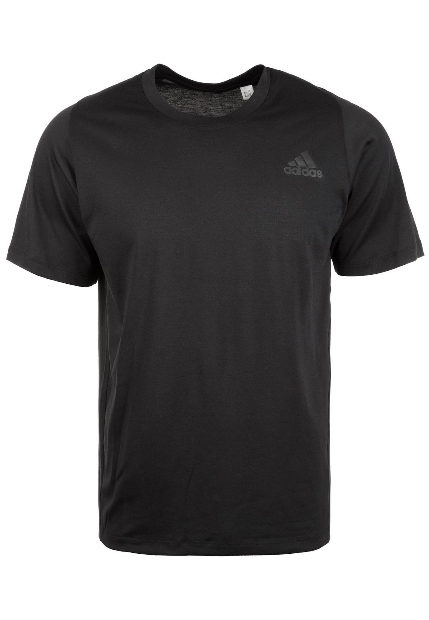 ADIDAS PERFORMANCE Sportiniai marškinėliai 'FreeLift Sport Prime Lite' juoda
