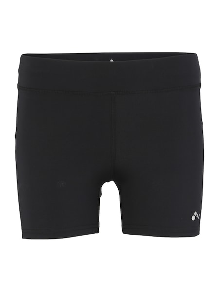 Sportmode für Frauen - ONLY PLAY Damen Sport Hosen 'FELINE RUN TIGHT SHORTS' schwarz  - Onlineshop ABOUT YOU