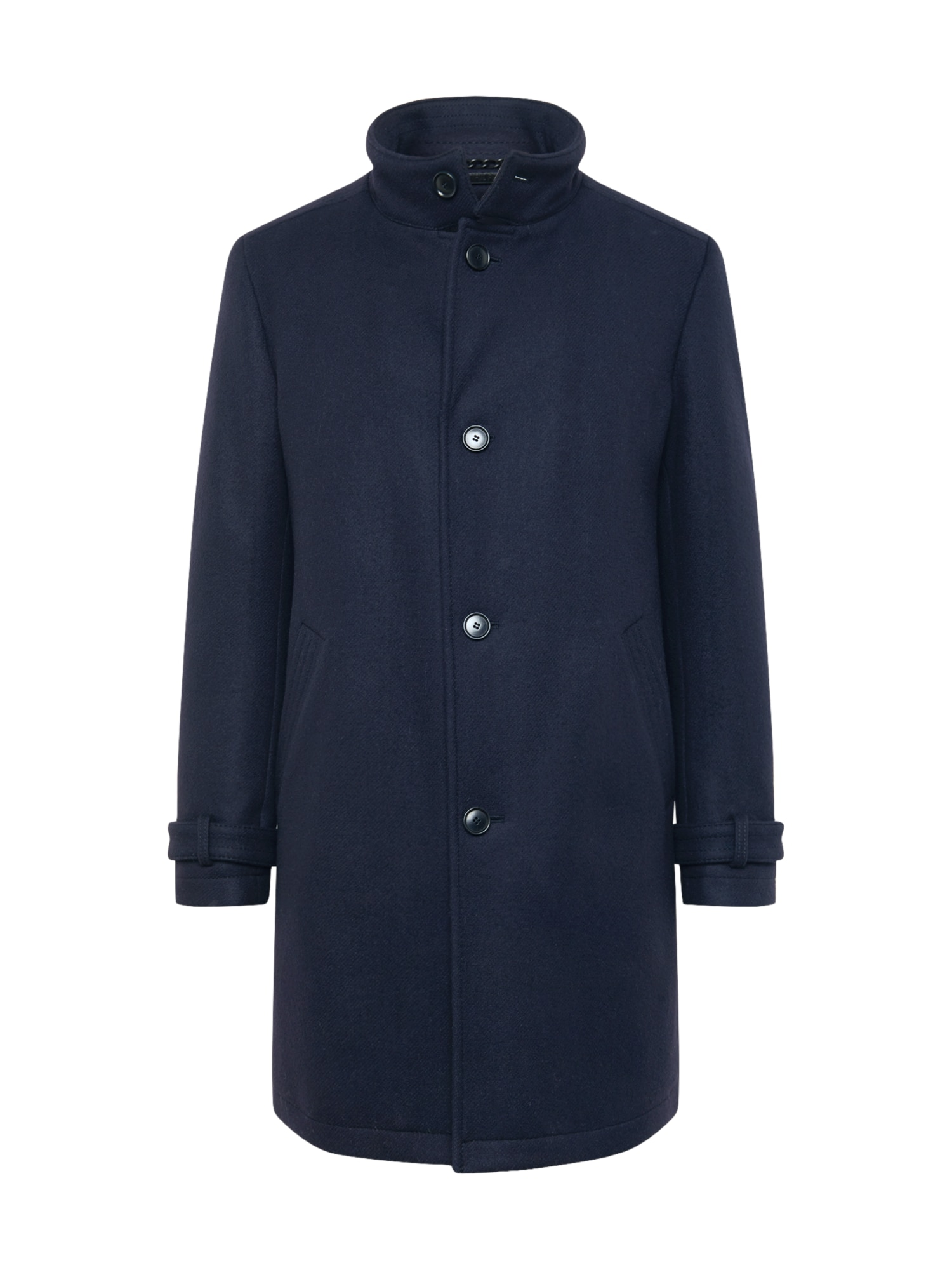 DRYKORN Demisezoninis paltas 'Onnex' tamsiai mėlyna