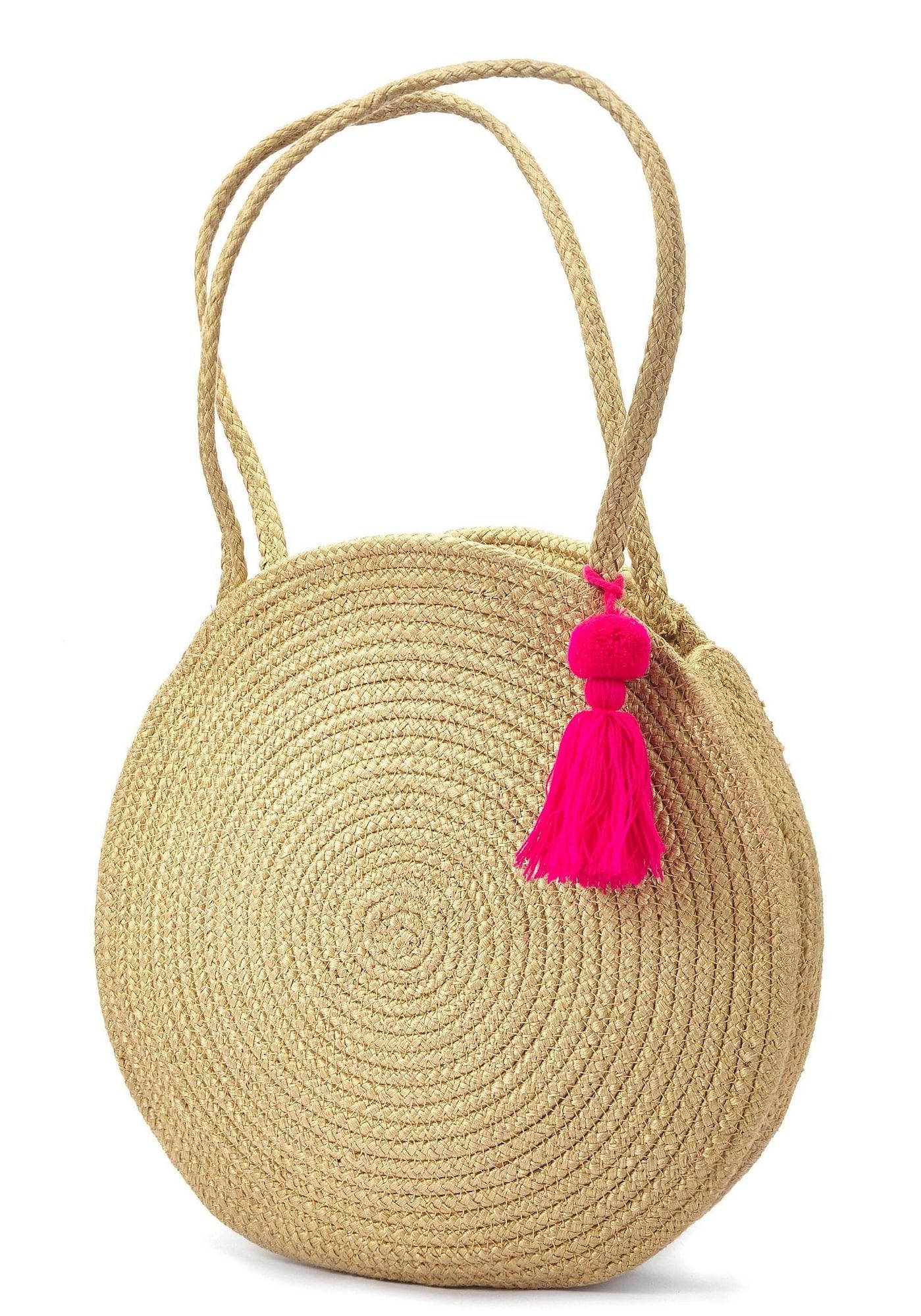 LASCANA Paplūdimio krepšys smėlio