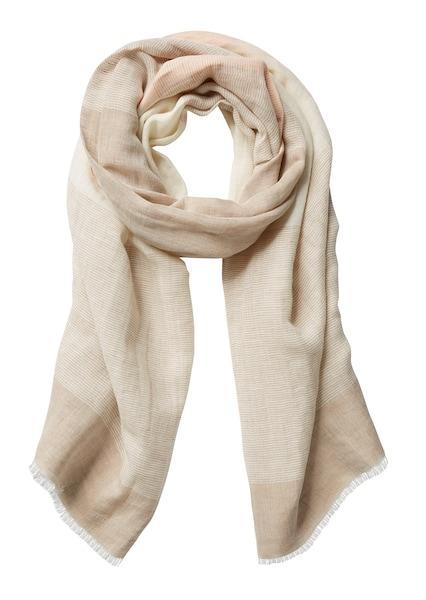 Schals für Frauen - Marc O'Polo Schal beige hellbeige  - Onlineshop ABOUT YOU
