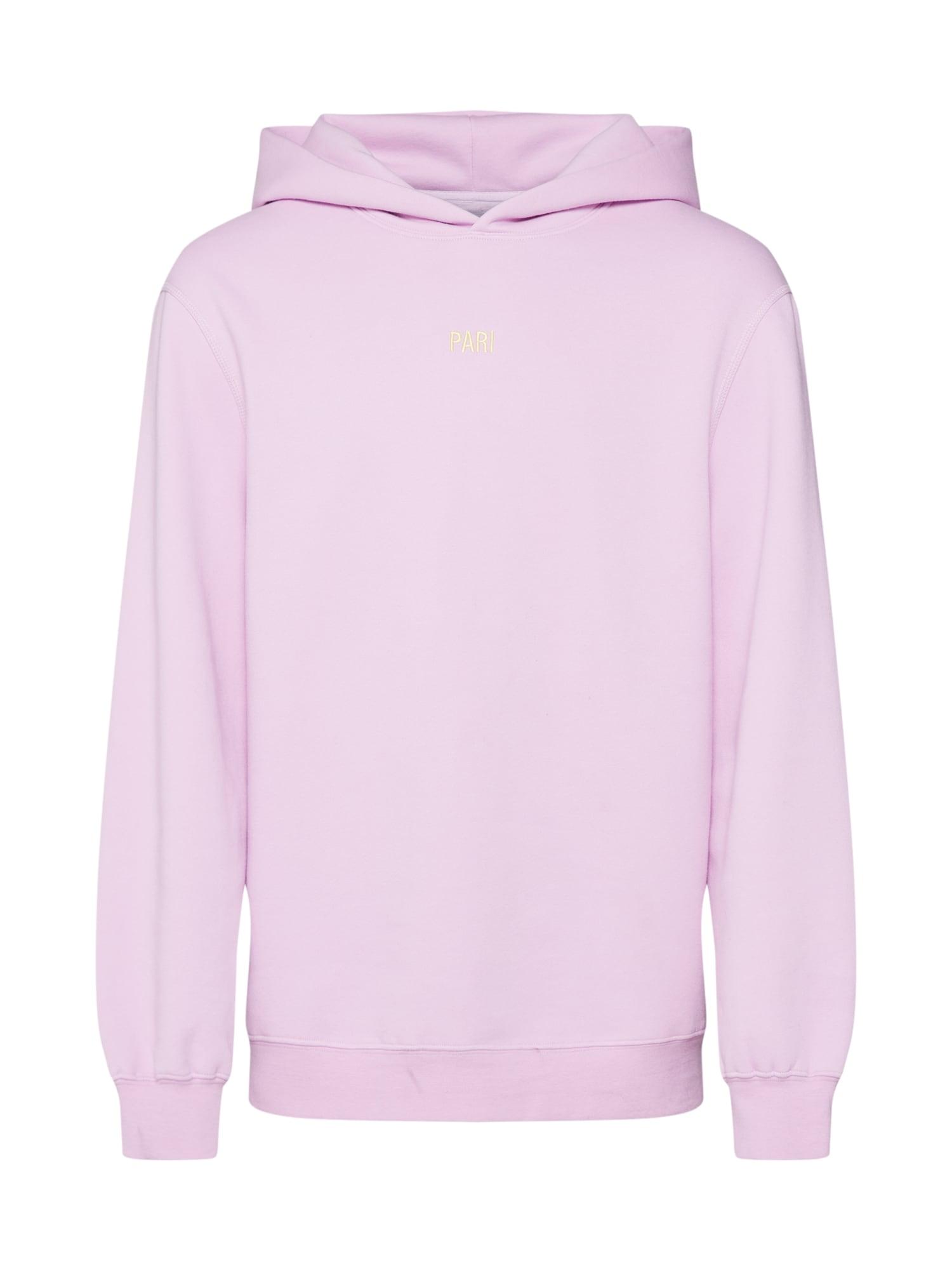 ABOUT YOU X PARI Megztinis be užsegimo 'Rana' alyvinė spalva