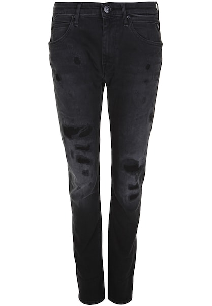 Hosen für Frauen - REPLAY Jeans 'JACKSY' schwarz  - Onlineshop ABOUT YOU