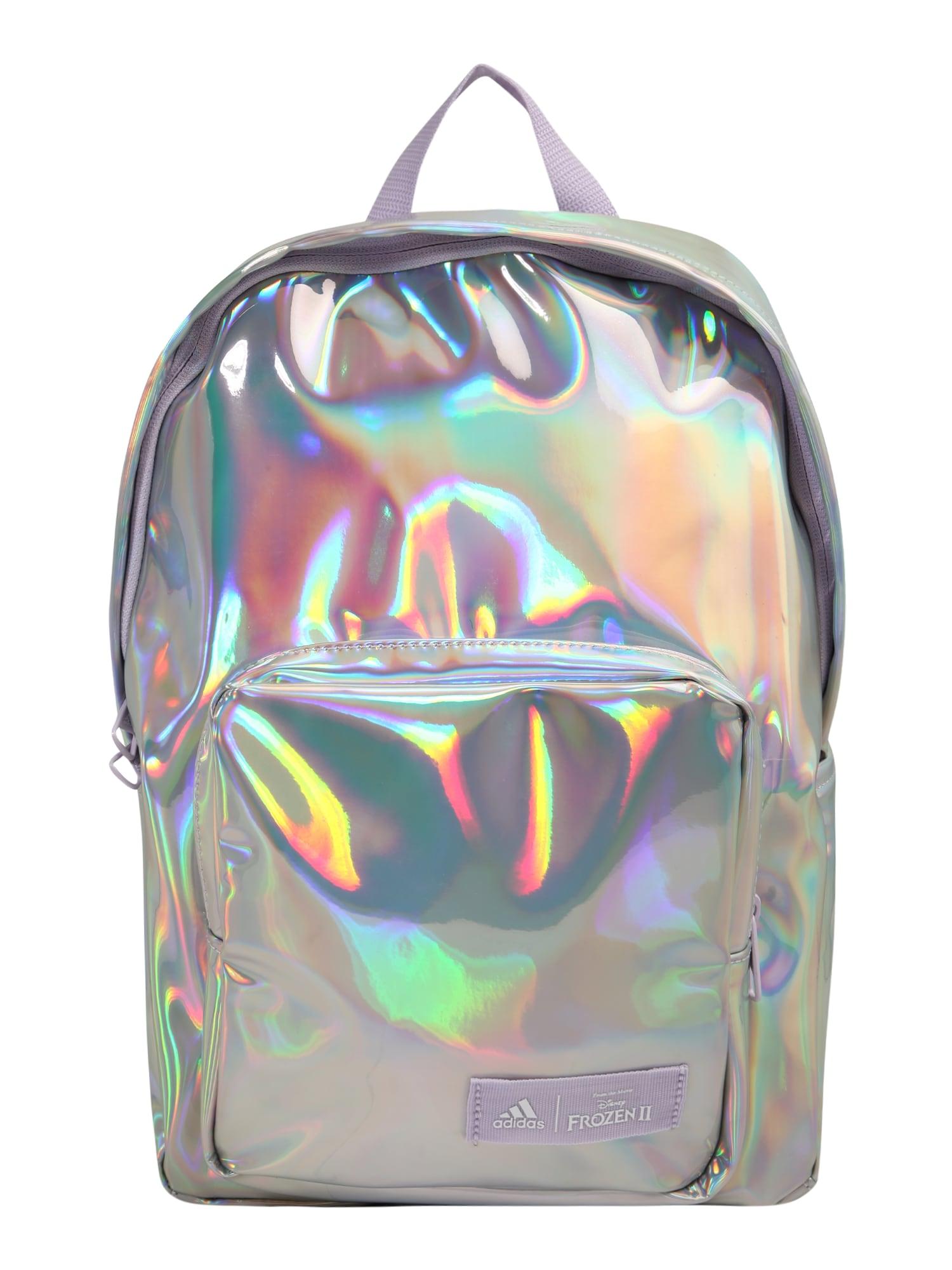ADIDAS PERFORMANCE Sportovní batoh 'Frozen'  stříbrná