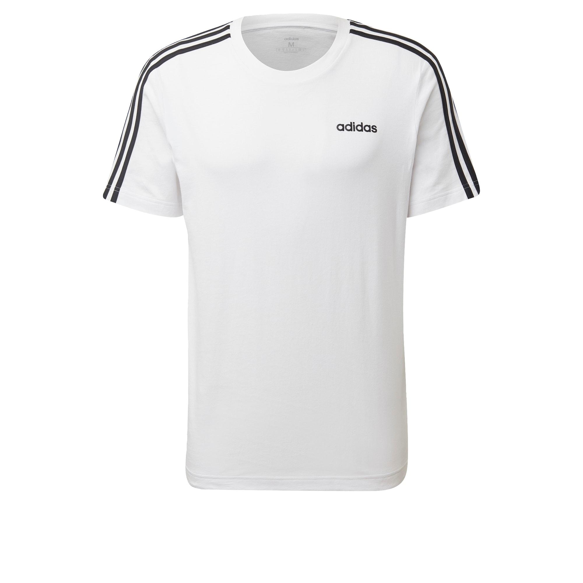 ADIDAS PERFORMANCE Funkční tričko  černá / přírodní bílá