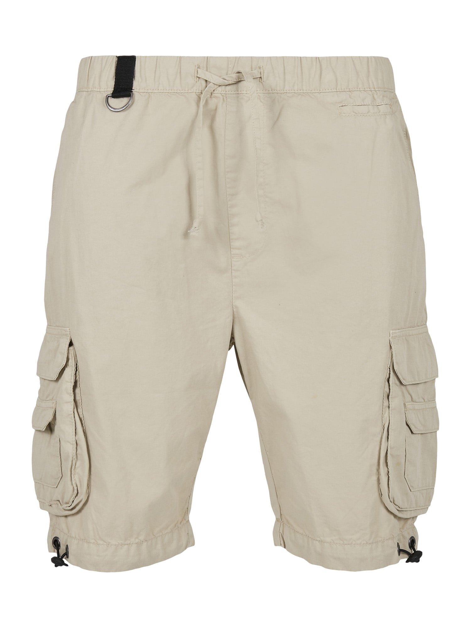Urban Classics Kapsáče 'Double Pocket Cargo Shorts'  béžová