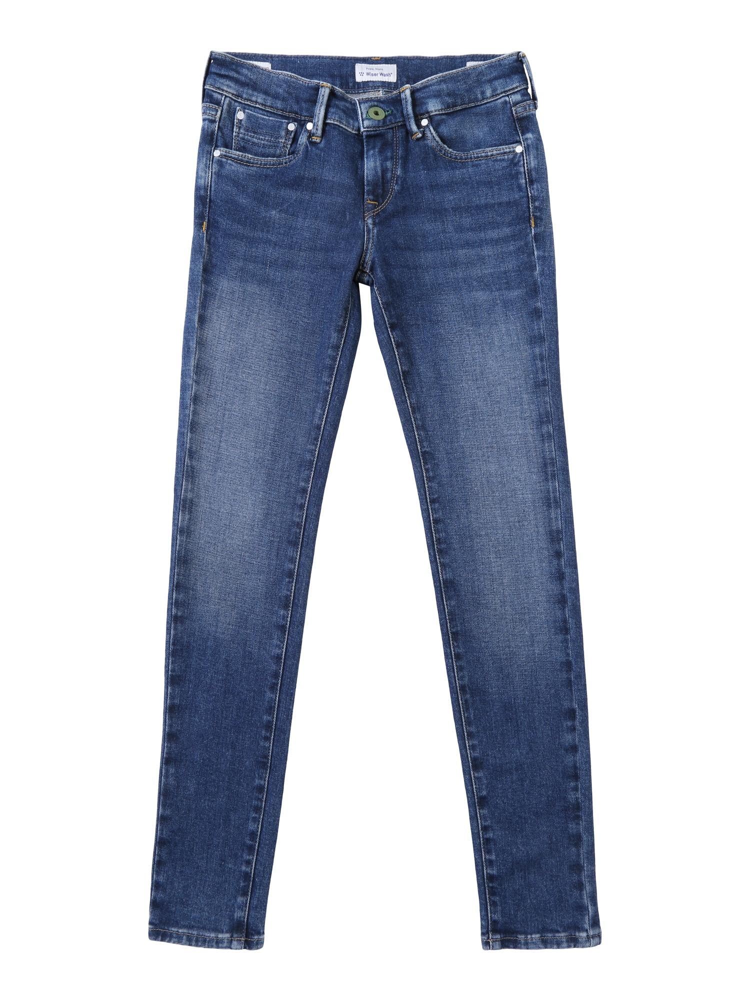 Pepe Jeans Džinsai 'PIXLETTE' tamsiai (džinso) mėlyna