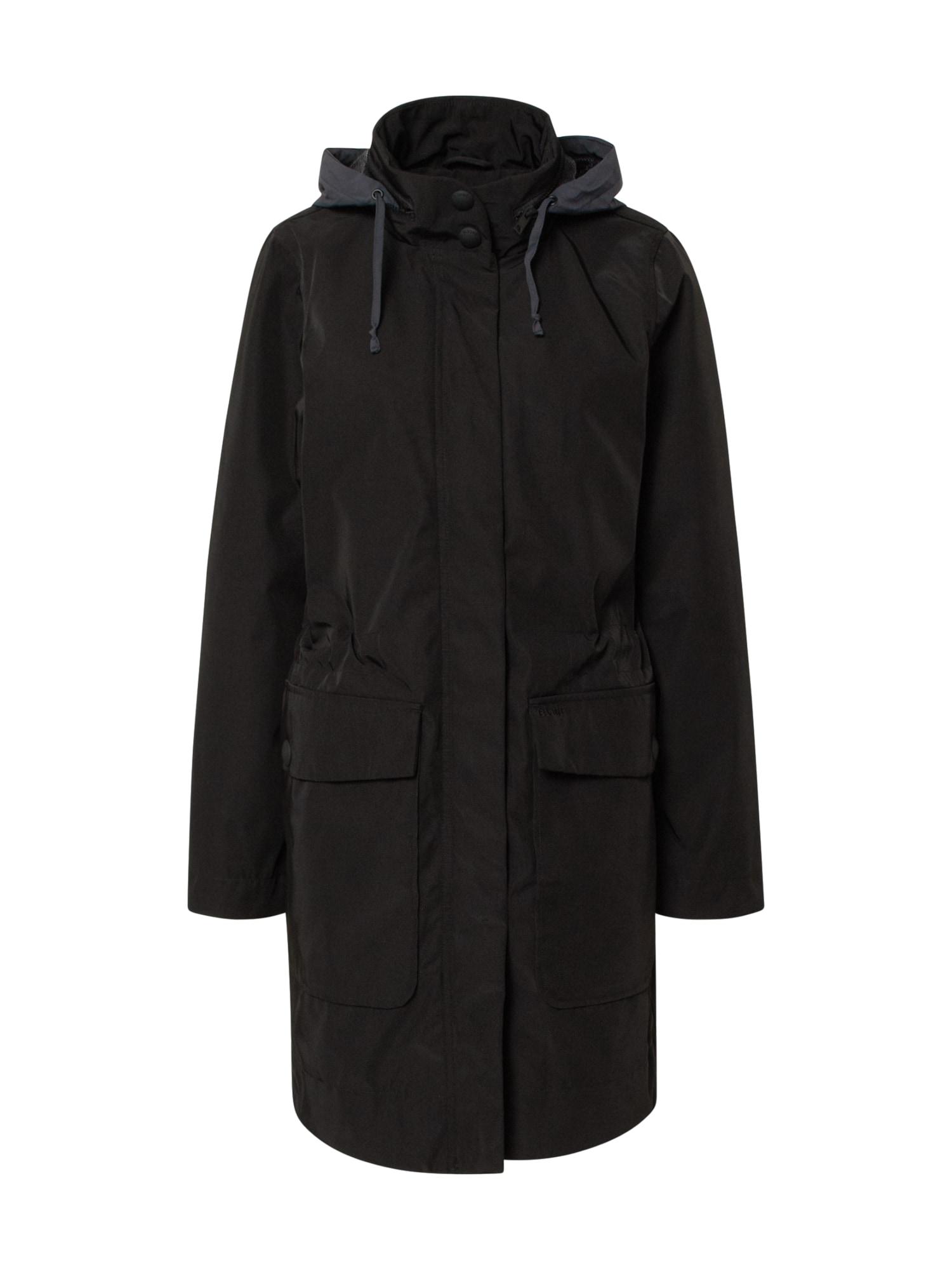elvine Ilga rudeninė-žieminė striukė 'Henny' juoda