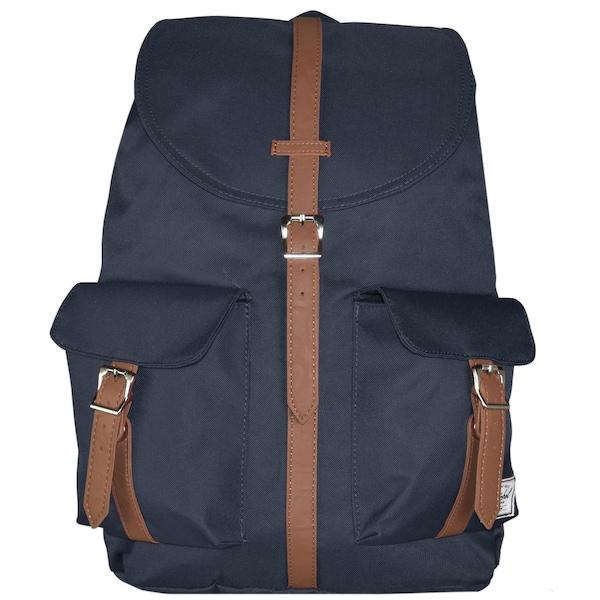 Rucksaecke für Frauen - Herschel Dawson Backpack Rucksack 48 cm marine braun  - Onlineshop ABOUT YOU