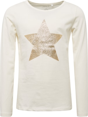 NAME IT Shirt 'NITGESTAR LS TOP BOX F MINI'