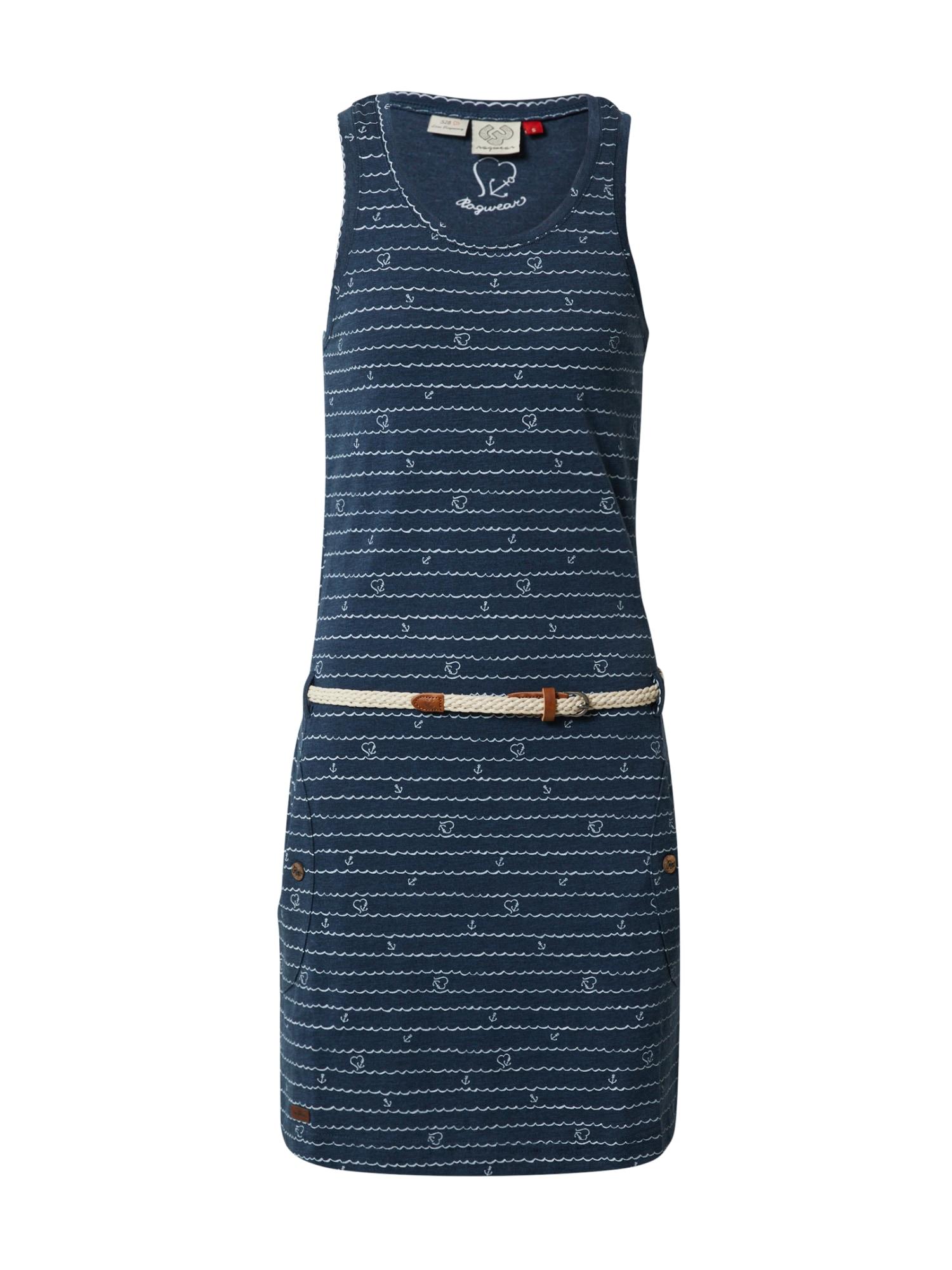 Ragwear Letné šaty 'Kesy'  modré