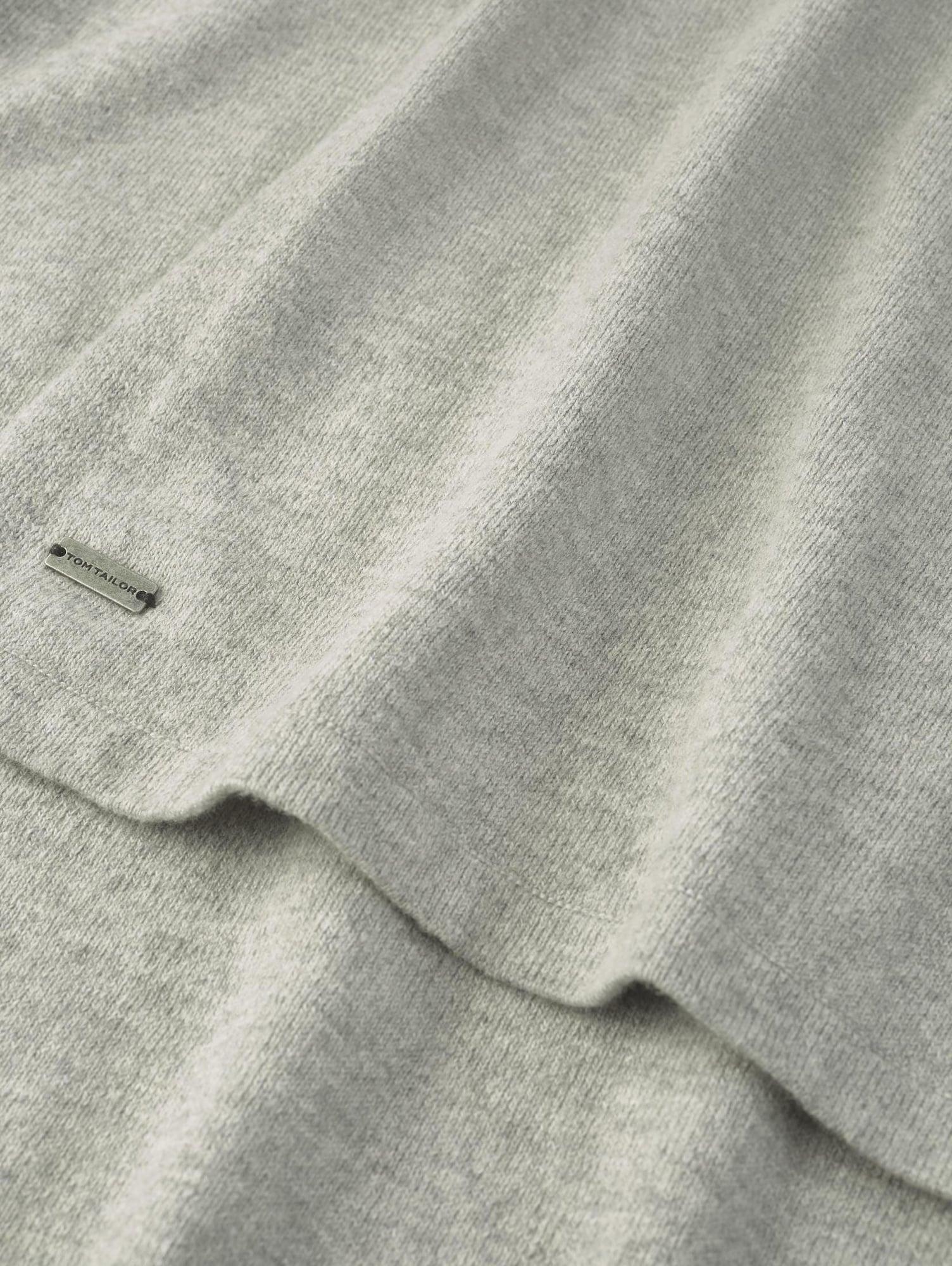 tom tailor - Mütze und Schal