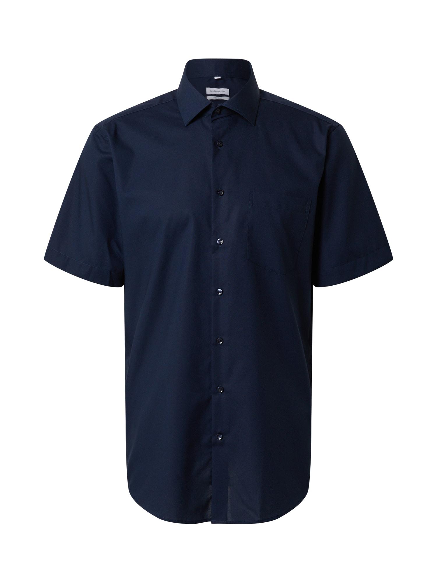 SEIDENSTICKER Biznis košeľa 'Business Kent'  námornícka modrá