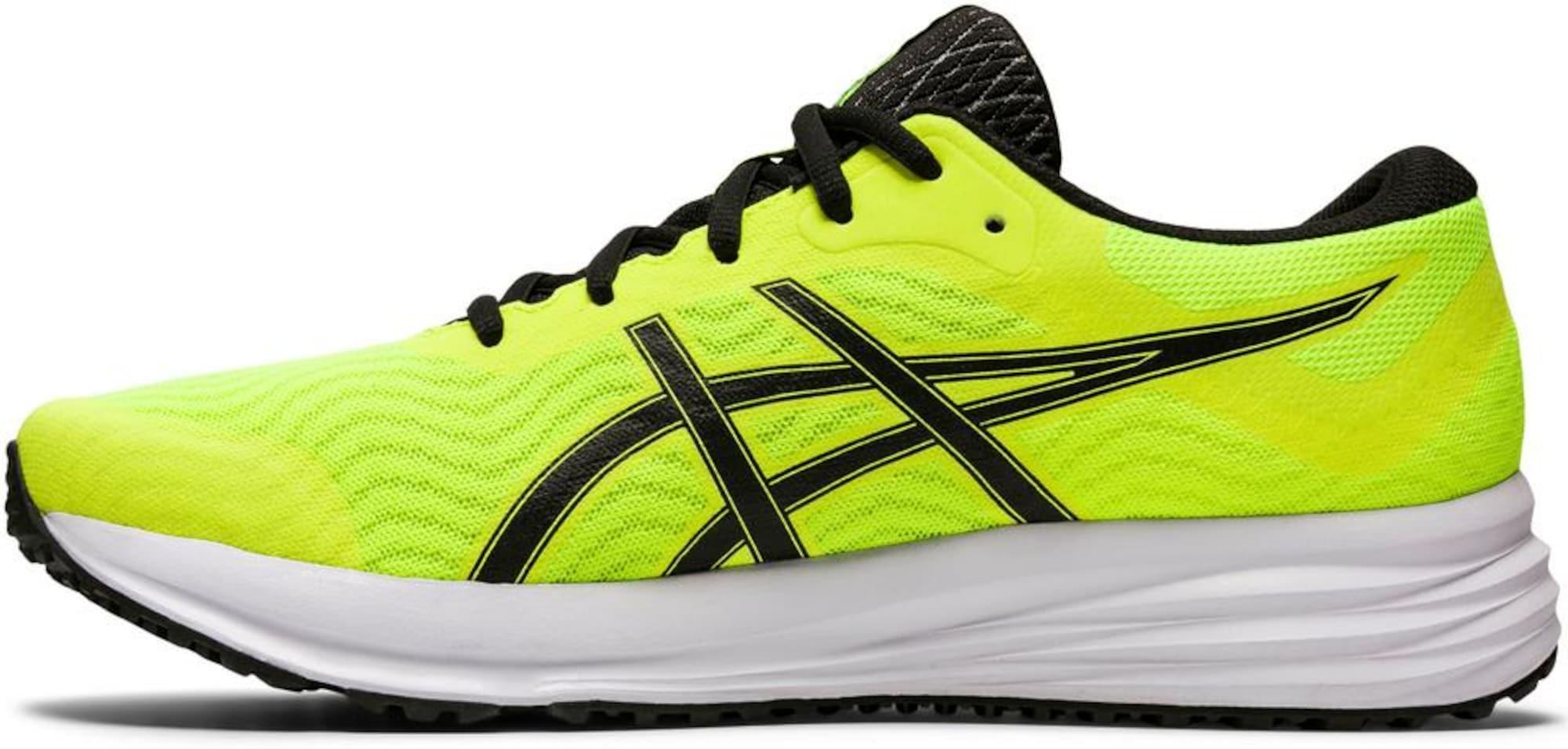ASICS Bėgimo batai geltona / neoninė geltona