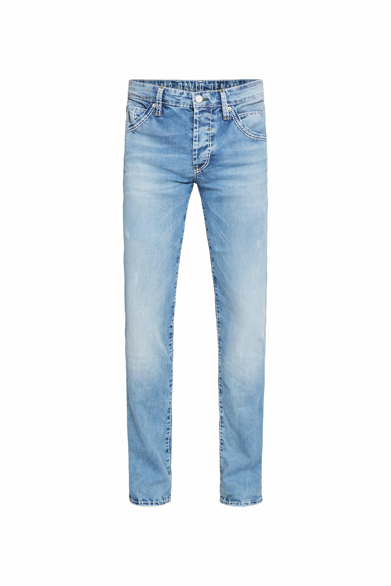 CAMP DAVID Džinsai tamsiai (džinso) mėlyna